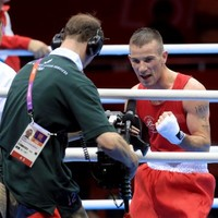 London 2012: John Joe Nevin shows his class in opening win