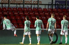 Neil Lennon laments Celtic's 'tippy-tappy football' in Ross County loss