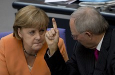 Germany rejects notion that Europe's bailout fund could buy Spanish debt
