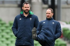 Catt and Farrell put the onus on Ireland's players to make better decisions