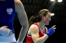 Harrington and Walsh win as Irish boxing team makes competitive return