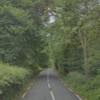 Man in 'serious condition' in hospital following collision between motorbike and car