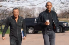 Barack Obama and Bruce Springsteen have made an eight-part podcast