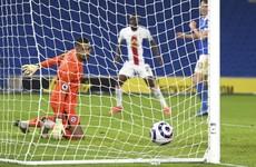 Last-gasp Benteke goal hands Palace smash-and-grab victory at rivals Brighton