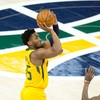 Jazz sink an astounding 28 three-pointers, LeBron's Lakers lose in overtime