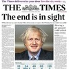 'The end is in sight': UK papers rejoice after Boris Johnson outlines roadmap out of lockdown
