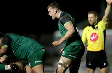 Dowling delighted to have back issue behind him as he settles in with Connacht