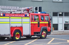 Plan to vaccinate over-85s in alternative location after fire at GP surgery in Galway this morning