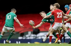 Ireland players pragmatic as they chase the space in attack