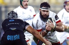 Relief for Ulster as Marcell Coetzee is cleared of another knee injury