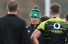 'It's amazing how focused people get on one game' - Sexton says Ireland can rediscover attacking edge