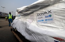 Ghana becomes first nation in world to receive Covax coronavirus vaccines