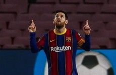 Messi soars past Suarez to become La Liga top scorer amid match-winning performance