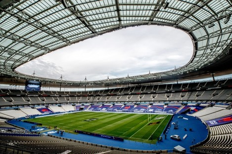 The game was due to be played at Stade de France on Sunday.