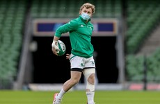 'If he gets his chance he'll certainly be ready' - Farrell backs Casey to debut against Italy
