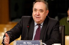 Alex Salmond due at Holyrood to give evidence about botched investigation