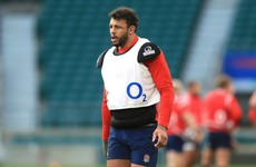 England dealt major blow as Lawes is ruled out for the rest of the Six Nations