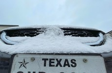Sitdown Sunday: My week in frozen Texas hell