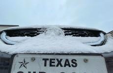 Sitdown Sunday: My week in frozen Texas hell
