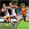 AFLW review and preview - injury blow for Collingwood's 'firing Irish duo' and 'write Cora off at your peril'