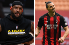 'I'll never shut up' LeBron James tells Zlatan