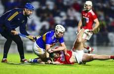Sin-bin to be introduced in hurling and temporary blood subs for suspected head injuries