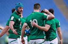 Farrell's Ireland notch first win of Six Nations with six-try success over Italy