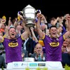Joint captains are now banned from lifting GAA trophies together