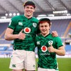 'His attitude reminds me of what I read about Wilkinson' - Casey and Baird debut