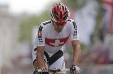 Cancellara's TT defence 'uncertain' after crash
