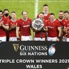 Wales put 40 points on England to stay on course for Grand Slam