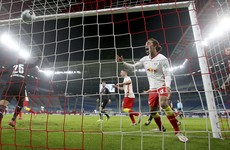 Leipzig keep pace with Bayern thanks to dramatic comeback from two down