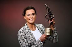 Mackin sees off competition from Dublin duo to claim Player of the Year award