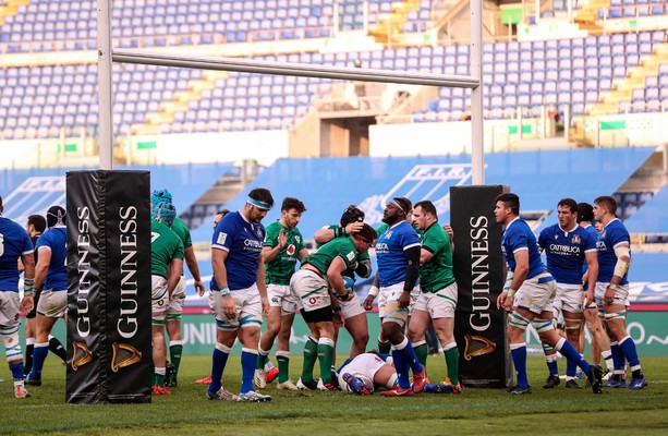 Italy's time is nearly up, get South Africa or Argentina into the Six Nations