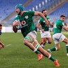 Connors takes his chance in Rome to push for Ireland start against Scotland