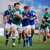 Keenan's try the pick of the bunch but Ireland's turnover attack is still flat