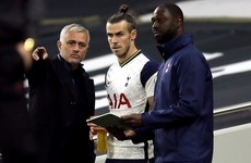 'Sometimes you like to say things that are not true' - Mourinho bites back as he praises Bale's display