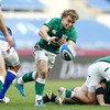 Ireland release 13 players to feature in this week's inter-pro derbies