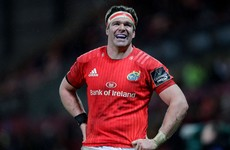 Munster stalwart Billy Holland to retire at the end of the season