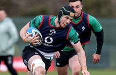 Farrell's 23-man squad indicates a settled Ireland side for Scotland clash