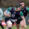 Farrell's 23-man squad indicates a settled Ireland side for Scotland clash