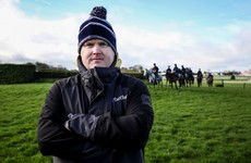 Gordon Elliott barred from racing horses in Britain while investigation into image takes place