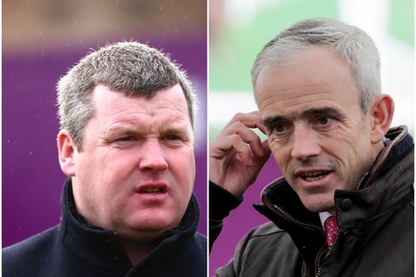 Ruby Walsh has responded to the controversial incident.