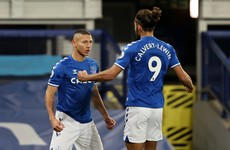 Richarlison effort enough as Everton's Champions League dreams remain on track