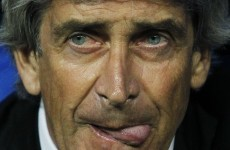 Pellegrini: Malaga players unsettled by rumours