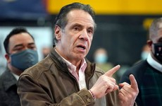 Third woman accuses New York Governor Andrew Cuomo of offensive behaviour