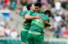 Baloucoune hoping to catch up with Sevens pace-setters after injury nightmare