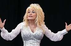 Dolly Parton gets Moderna Covid vaccine she partly funded