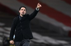 'Privileged' Arteta responds to reports linking him with Barcelona job