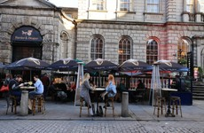 Varadkar calls on councils to support plans for increased café seating ahead of 'outdoor summer'